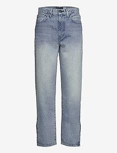 LMC THE COLUMN LMC FRESHWATER - vida jeans - light indigo - worn in