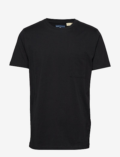 LMC POCKET TEE LMC CAVIAR BLAC - t-shirts - blacks