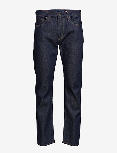 LMC 502 LMC RESIN RINSE MOJ - regular jeans - dark indigo - worn in