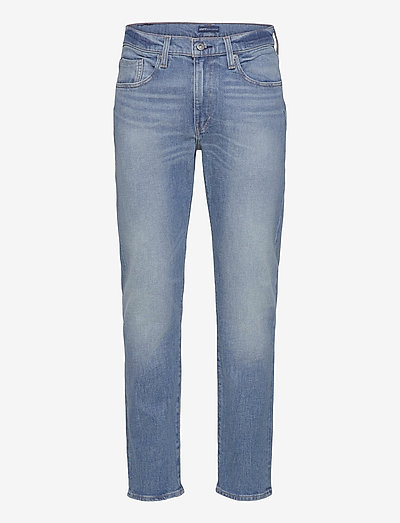 LMC 502 LMC LEWARD - regular jeans - med indigo - worn in