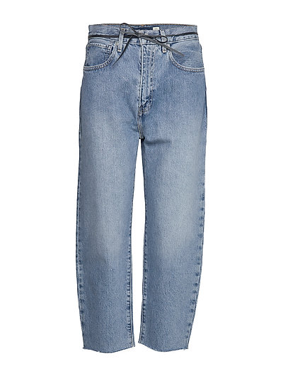 Lmc Barrel Lmc Palm Blues Straight Jeans Hose Mit Geradem Bein Blau LEVI'S MADE & CRAFTED