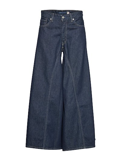 Lmc Rancher Wide Leg Lmc Fresh Jeans Mit Weitem Bein Loose Fit Blau LEVI'S MADE & CRAFTED