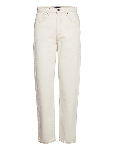 Lmc The Column Lmc Tracks Straight Jeans Hose Mit Geradem Bein Creme LEVI'S MADE & CRAFTED