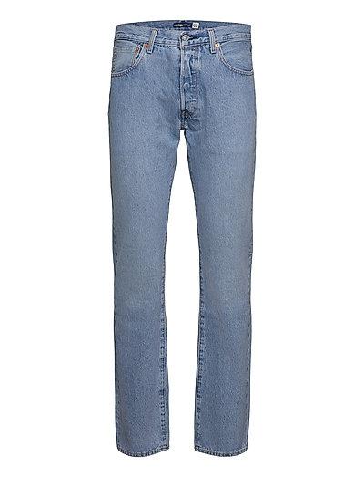 501 93 Straight Lmc Wheeler Jeans Blau LEVI'S MADE & CRAFTED
