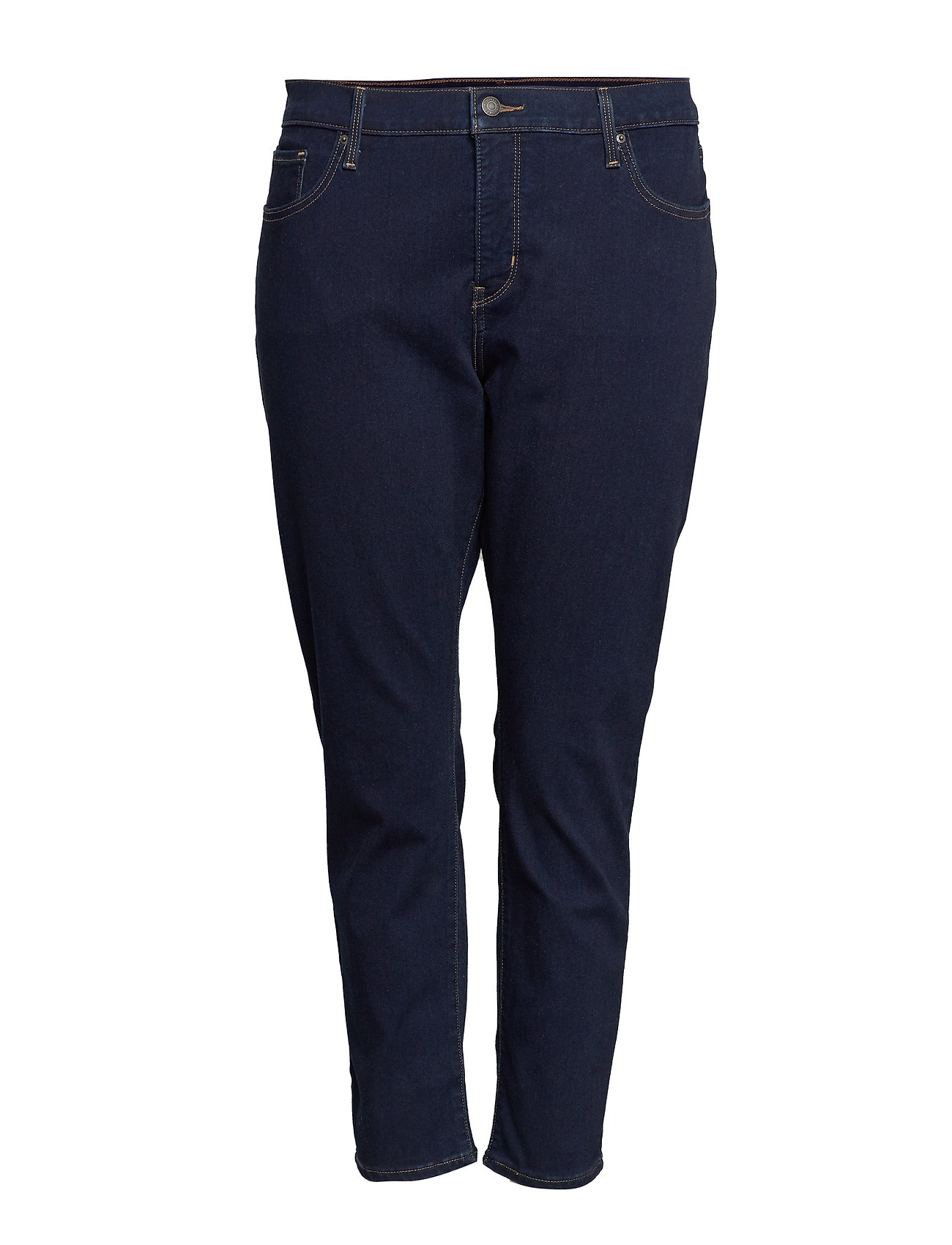 Levi's Plus Size 311 PL SHAPING SKINNY OPEN OCE - MED INDIGO - WORN IN