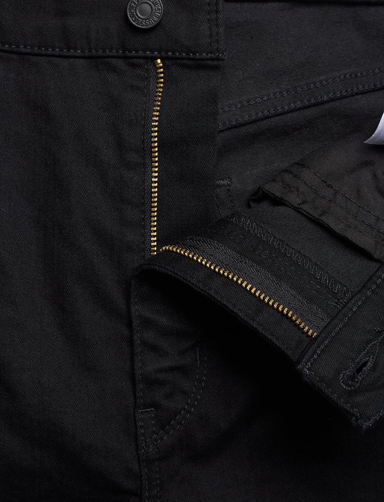 Levi's Plus Size - PLUS MILE HIGH SS BLACK CELEST - skinny jeans - blacks - 3