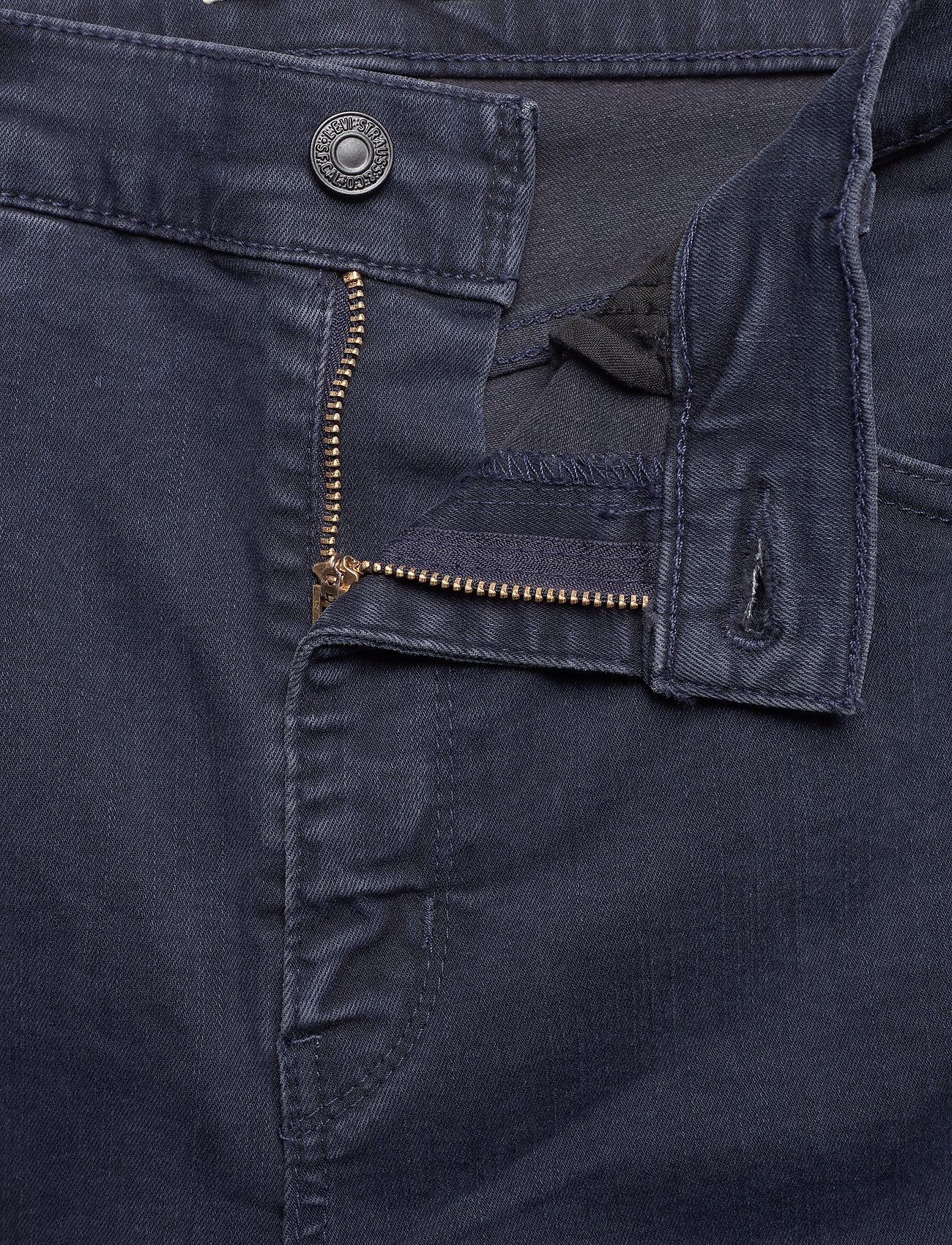 Levi's Plus Size - PLUS MILE HIGH SS BRUISED HEAR - skinny jeans - blacks - 3
