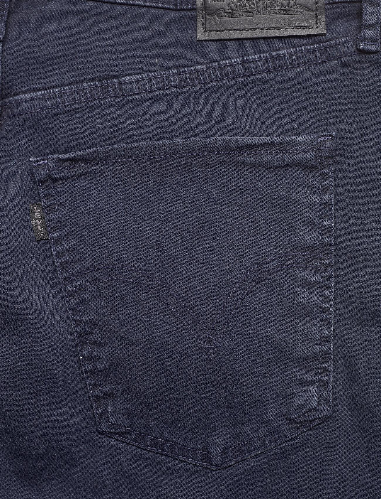 Levi's Plus Size - PLUS MILE HIGH SS BRUISED HEAR - skinny jeans - blacks - 4