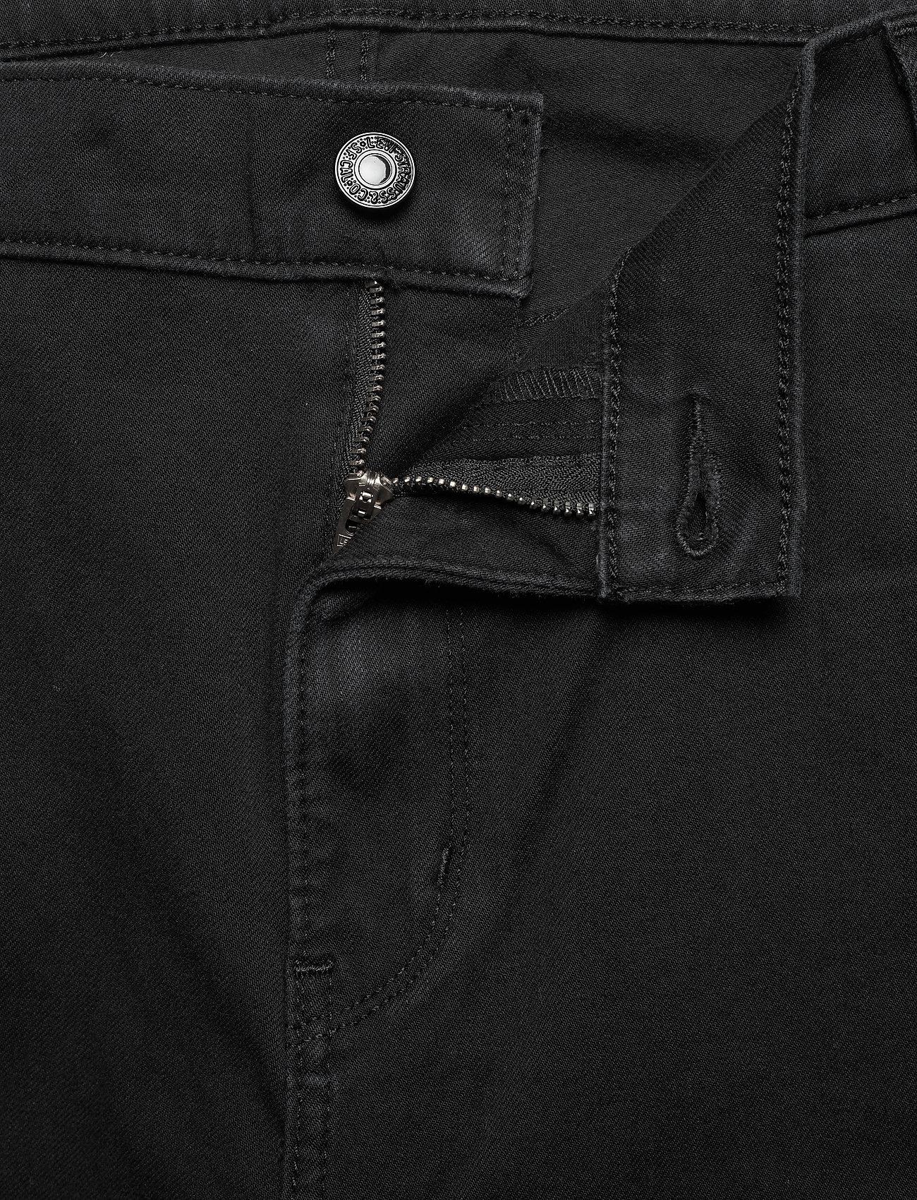 Levi's Plus Size - 721 PL HIRISE SKINNY LONG SHOT - skinny jeans - blacks - 3