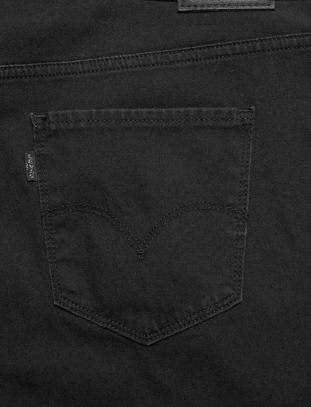 Levi's Plus Size - 721 PL HIRISE SKINNY LONG SHOT - skinny jeans - blacks - 4