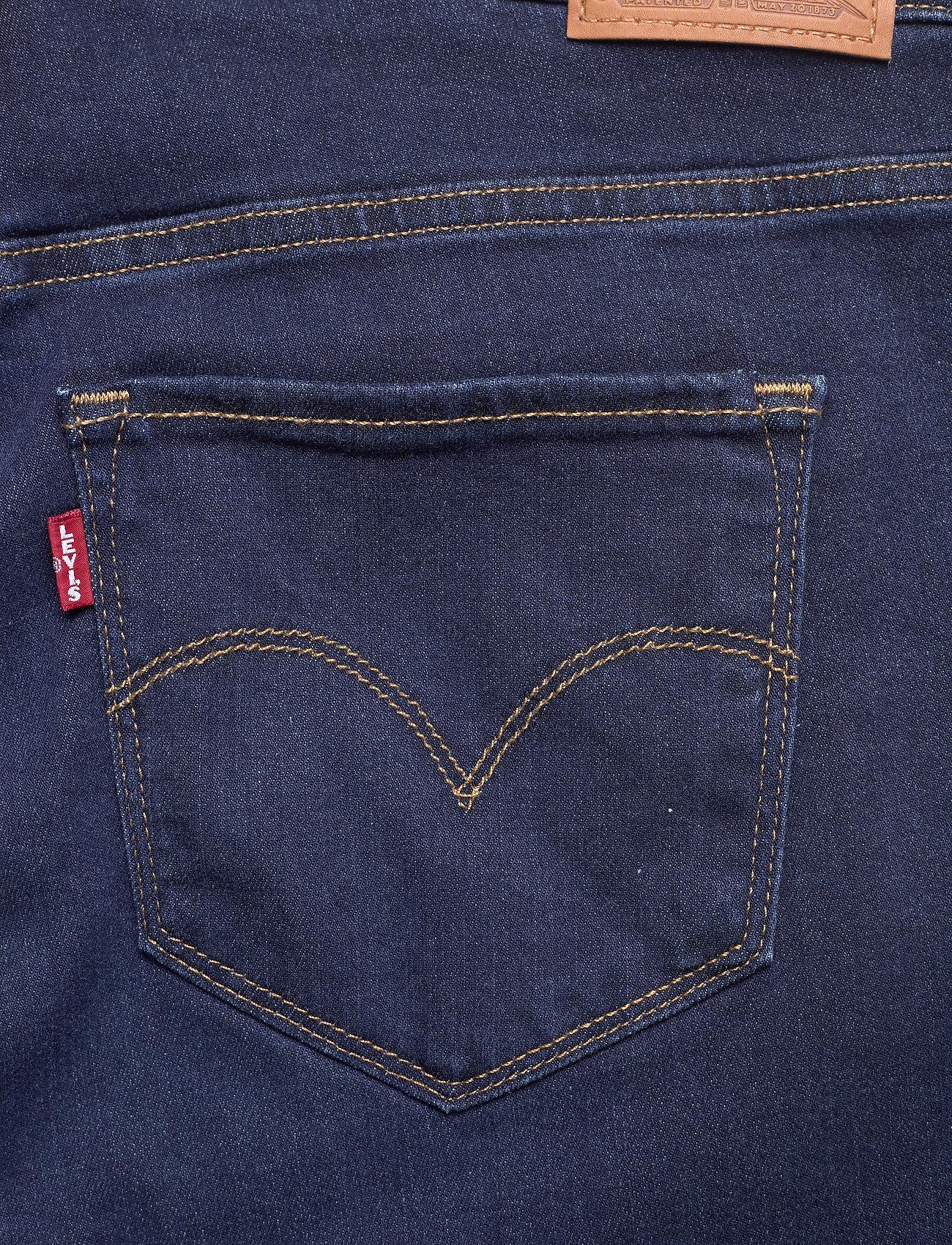 Levi's Plus Size - 721 PL HIRISE SKINNY BOGOTA FE - skinny jeans - dark indigo - worn in - 4