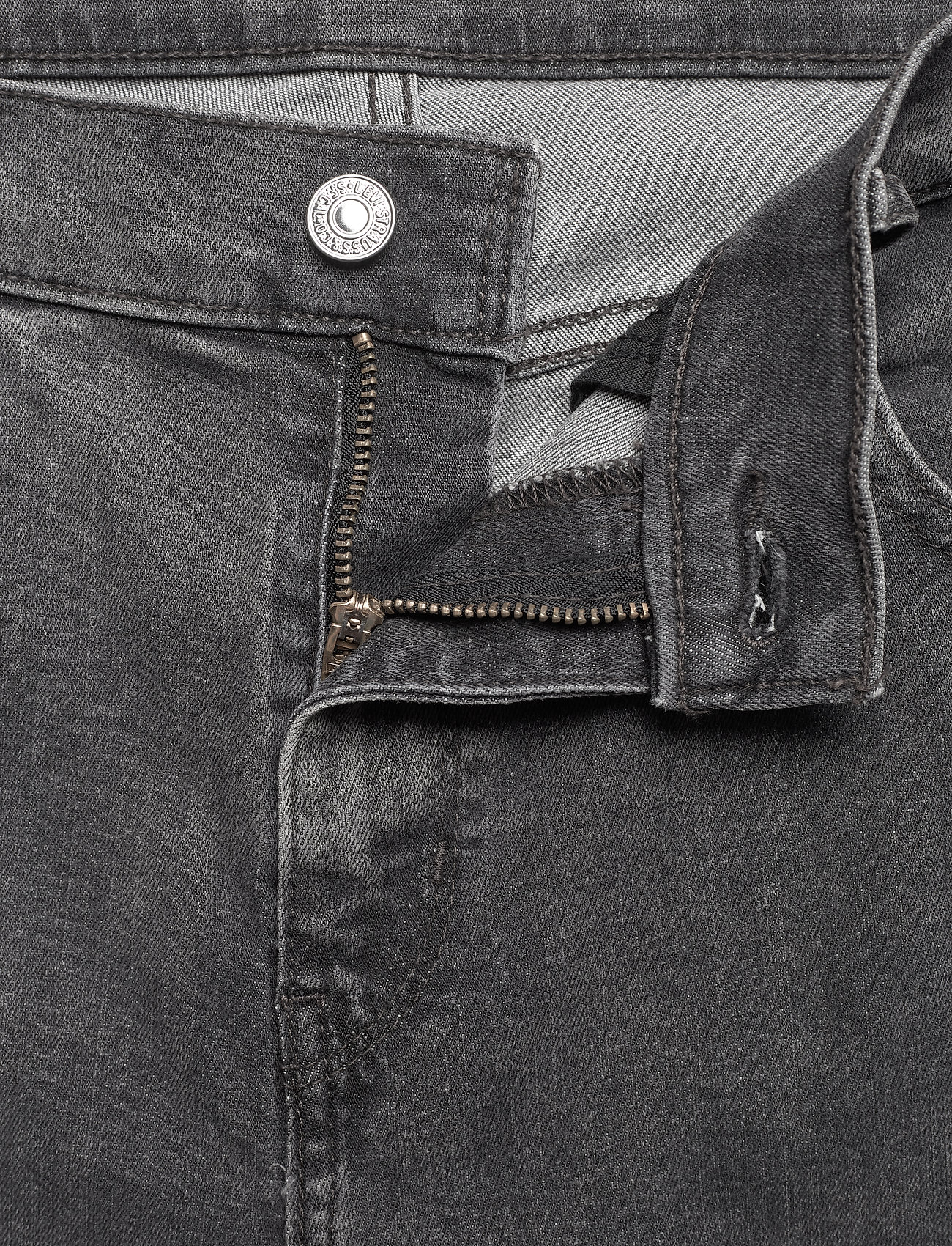 Levi's Plus Size - 721 PL HIRISE SKINNY TRUE GRIT - skinny jeans - blacks - 3