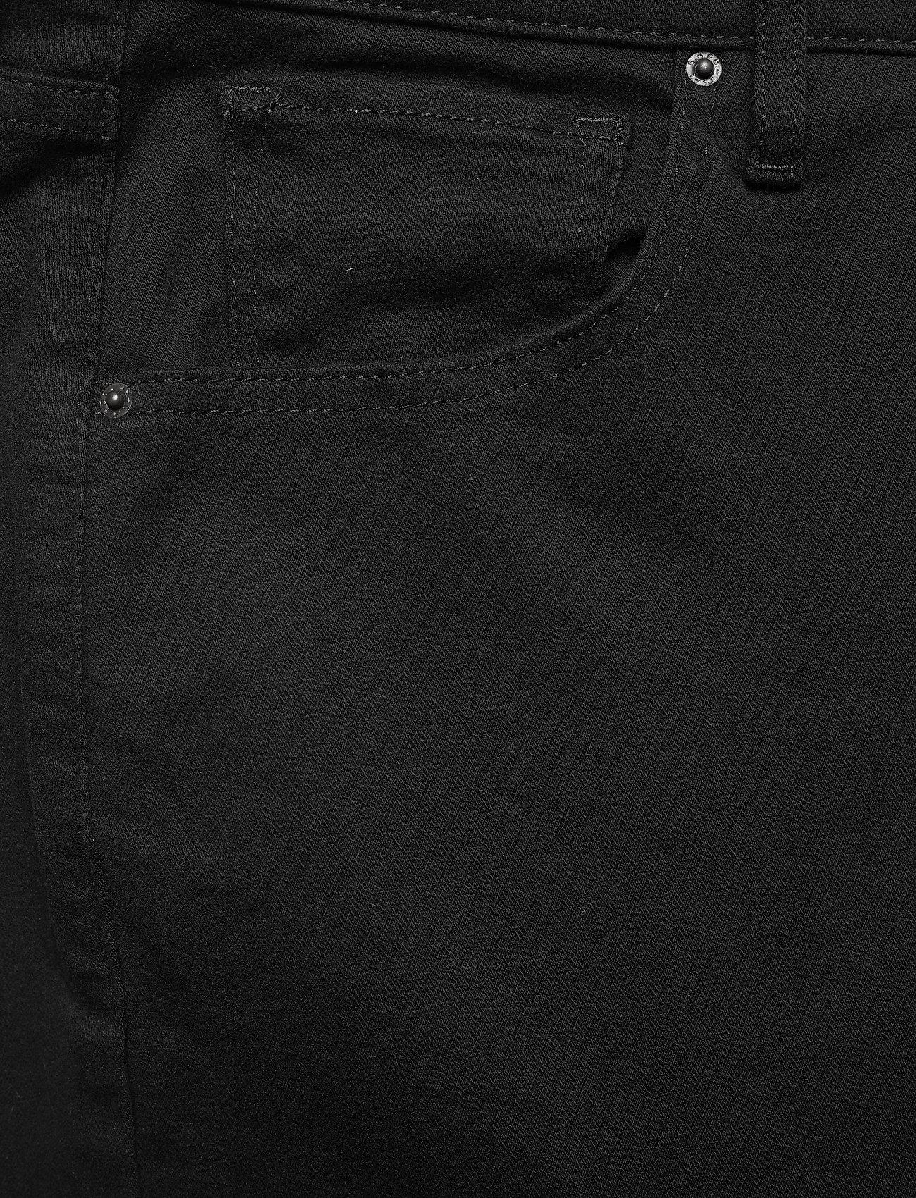 Levi's Plus Size - 724 PL HR STRAIGHT NIGHT IS BL - raka jeans - blacks - 2