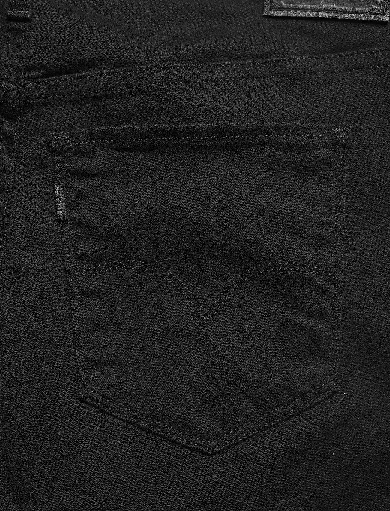 Levi's Plus Size - 724 PL HR STRAIGHT NIGHT IS BL - raka jeans - blacks - 4