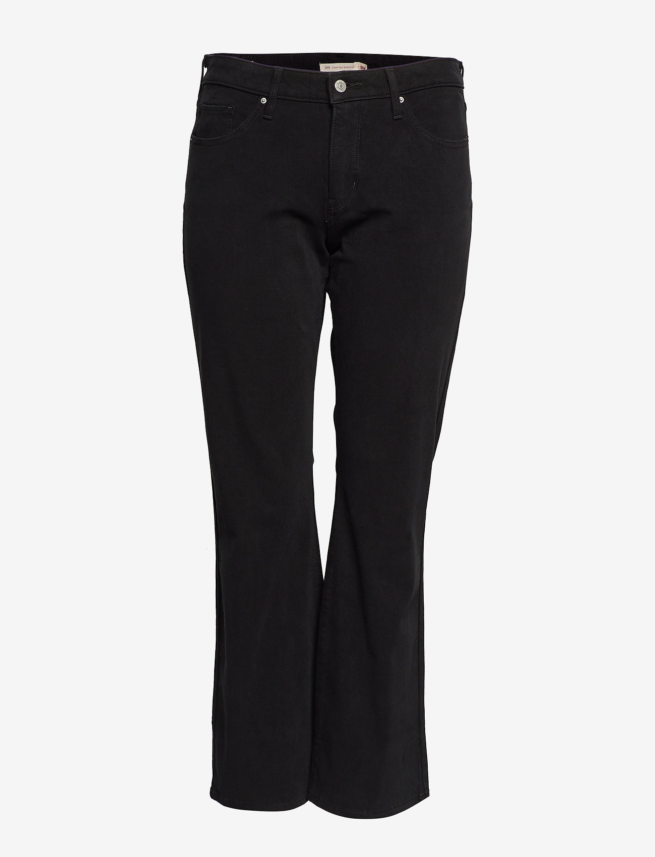 Levi's Plus Size - 315 PL SHAPING BOOT 4X STRETCH - straight leg trousers - blacks - 0