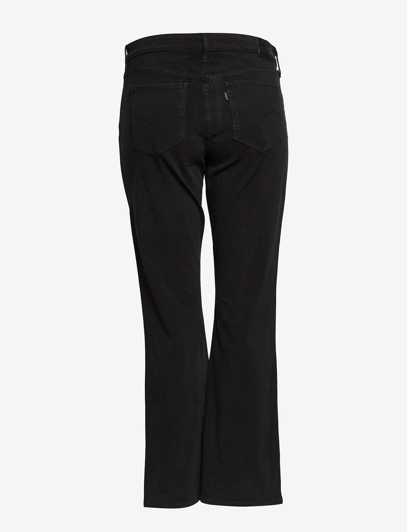 Levi's Plus Size - 315 PL SHAPING BOOT 4X STRETCH - straight leg trousers - blacks - 1