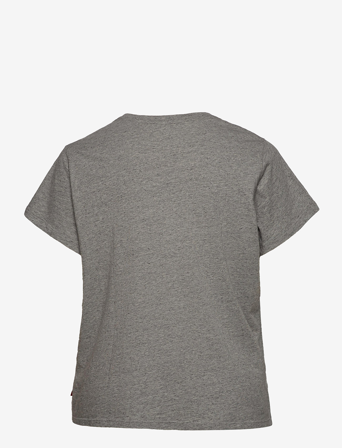 Levi's Plus Size - PL PERFECT TEE PLUS HOUSEMARK - t-shirt & tops - greys - 1