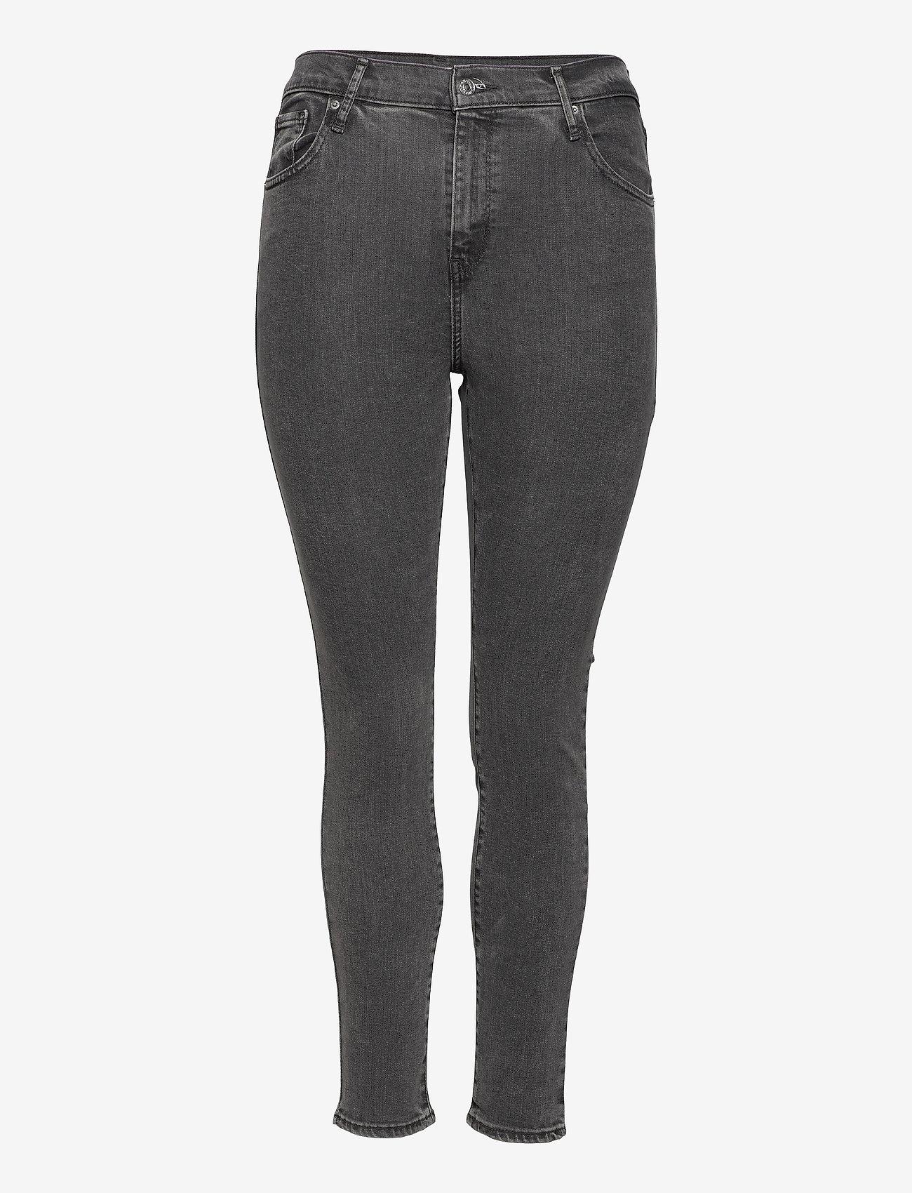 Levi's Plus Size - 721 PL HIRISE SKINNY TRUE GRIT - skinny jeans - blacks - 0