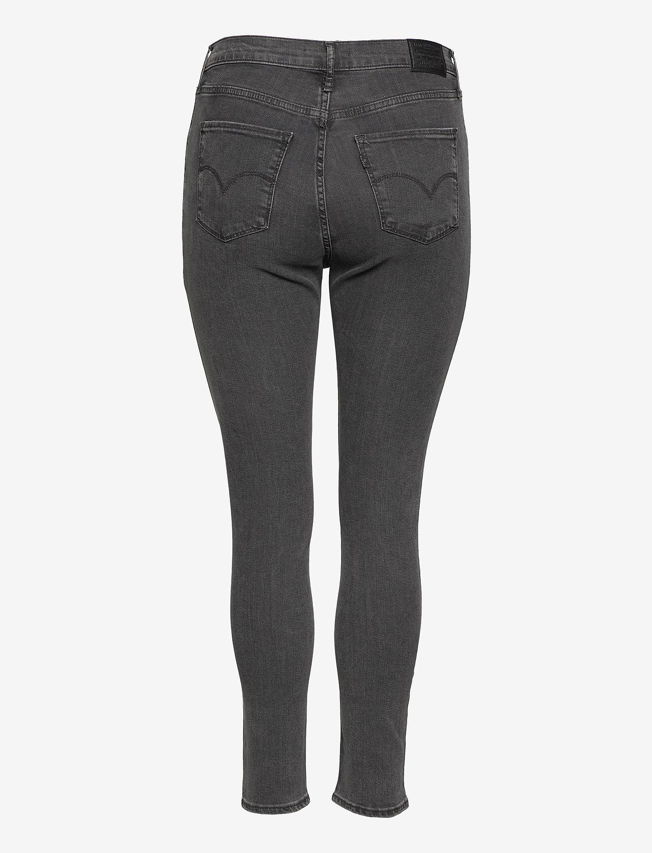 Levi's Plus Size - 721 PL HIRISE SKINNY TRUE GRIT - skinny jeans - blacks - 1