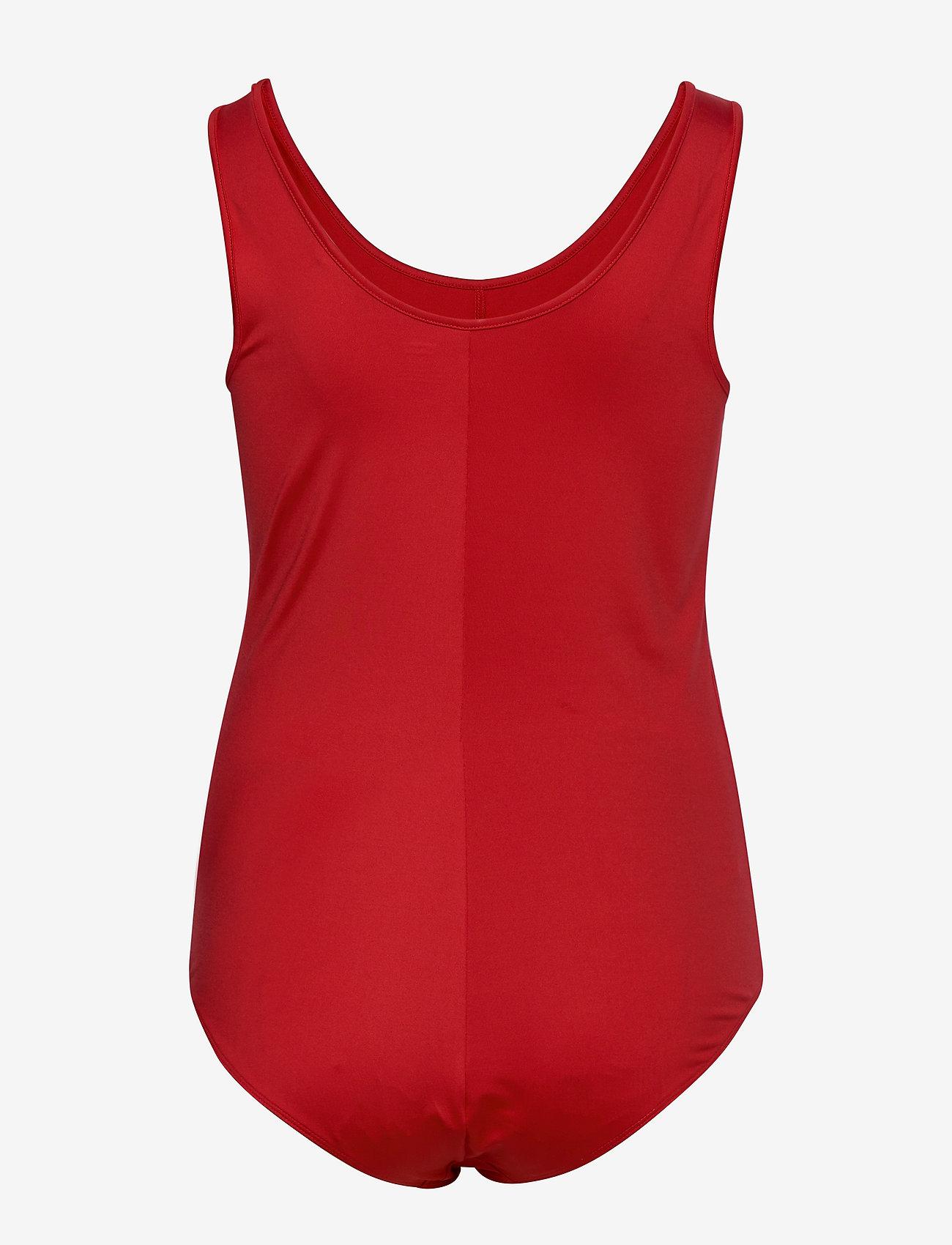 Levi's Plus Size - PL LOGO BODYSUIT PL LOGO BODYS - bodies - reds - 1