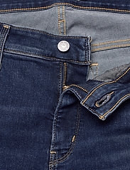 Levi's Plus Size - 314 PL SHAPING STRAIGHT PARIS - straight jeans - med indigo - worn in - 3