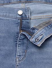 Levi's Plus Size - 311 PL SHAPING SKINNY BERLIN S - jeans skinny - light indigo - worn in - 3