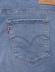 Levi's Plus Size - 311 PL SHAPING SKINNY BERLIN S - jeans skinny - light indigo - worn in - 4