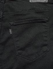 Levi's Plus Size - 310 PL SHPING SPR SKINNY BLACK - broeken med skinny fit - blacks - 4