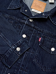 Levi's Plus Size - PL HERITAGE TRUCKER EXACT CHAN - spijkerjassen - dark indigo - flat finish - 2
