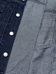 Levi's Plus Size - PL HERITAGE TRUCKER EXACT CHAN - spijkerjassen - dark indigo - flat finish - 3
