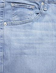 Levi's Plus Size - PLUS MILE HIGH SS GALAXY HAZY - skinny jeans - med indigo - worn in - 2