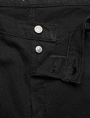 Levi's Plus Size - PL RIBCAGE STRAIGHT ANK BLACK - raka jeans - blacks - 3