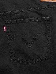Levi's Plus Size - PL RIBCAGE STRAIGHT ANK BLACK - raka jeans - blacks - 4