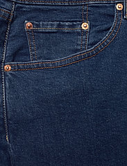 Levi's Plus Size - PL DECONSTRUCTED SKIRT MEET IN - jeansrokken - med indigo - flat finish - 2