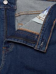 Levi's Plus Size - PL DECONSTRUCTED SKIRT MEET IN - jeansrokken - med indigo - flat finish - 3