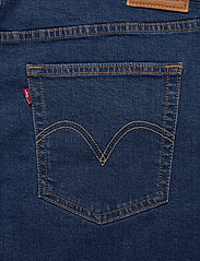 Levi's Plus Size - PL DECONSTRUCTED SKIRT MEET IN - jeansrokken - med indigo - flat finish - 4
