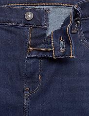 Levi's Plus Size - 721 PL HIRISE SKINNY BOGOTA FE - skinny jeans - dark indigo - worn in - 3