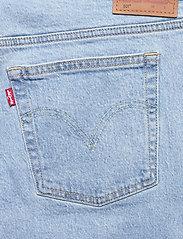 Levi's Plus Size - PL 501 CROP TANGO SURGE PLUS - straight regular - med indigo - worn in - 4