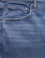 Levi's Plus Size - 725 PL HR BOOTCUT RIO RAVE PLU - boot cut jeans - light indigo - worn in - 2