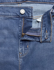 Levi's Plus Size - 725 PL HR BOOTCUT RIO RAVE PLU - boot cut jeans - light indigo - worn in - 3