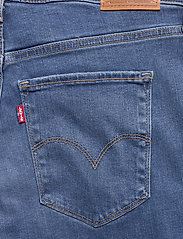Levi's Plus Size - 725 PL HR BOOTCUT RIO RAVE PLU - bootcut jeans - light indigo - worn in - 4