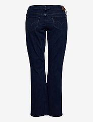 Levi's Plus Size - 315 PL SHAPING BOOT BOGOTA BAB - bootcut jeans - dark indigo - worn in - 2