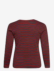 Levi's Plus Size - PL LONG SLEEVE BABY TEE AYA MA - t-shirt & tops - multi-color - 1