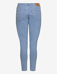 Levi's Plus Size - PLUS MILE HIGH SS GALAXY HAZY - skinny jeans - med indigo - worn in - 1