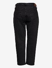 Levi's Plus Size - PL 501 CROP CABO FADE - mom jeans - blacks - 1
