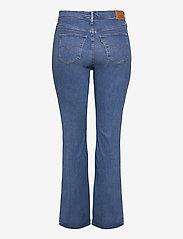 Levi's Plus Size - 725 PL HR BOOTCUT RIO RAVE PLU - boot cut jeans - light indigo - worn in - 1
