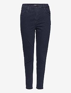 PLUS MILE HIGH SS BRUISED HEAR - skinny jeans - blacks