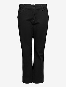 314 PL SHAPING STRAIGHT 4X STR - straight jeans - blacks
