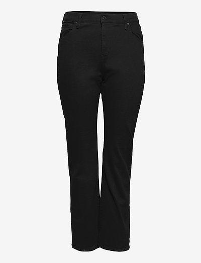 724 PL HR STRAIGHT NIGHT IS BL - straight jeans - blacks
