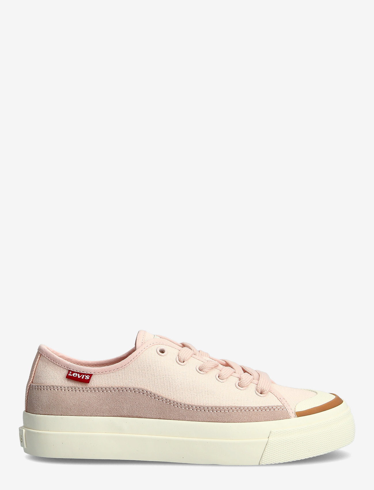 Levi's Shoes - SQUARE LOW S - lave sneakers - light pink - 1